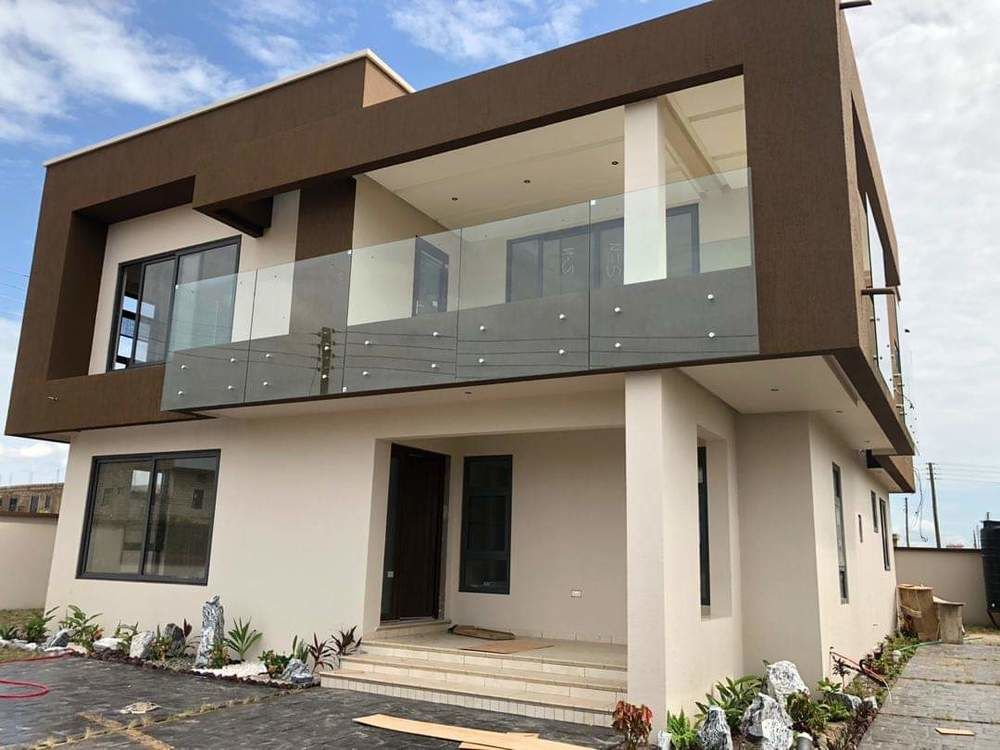 House for Sale Four Bedroom House With One Bedroom Staff Quarters Available for Sale in East Legon Hills