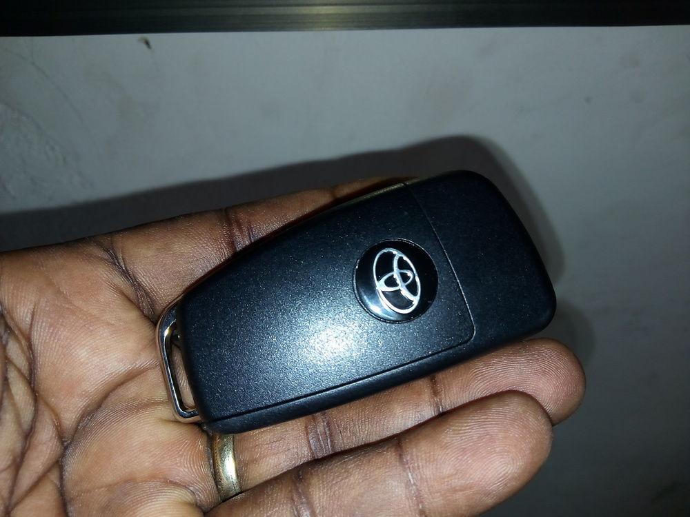 Toyota Remote Key