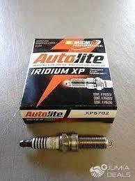 Autolite XP 5702 Iridium XP Spark PLUG For MERCEDES-BENZ