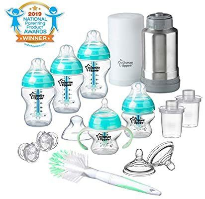 Tommee Tippee Advanced Anti-Colic Bottles