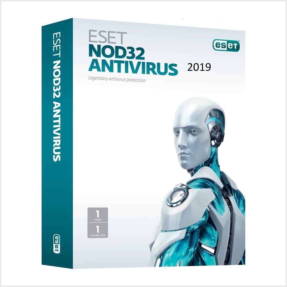 ESET NOD32 Antivirus 1 User | 1 Year