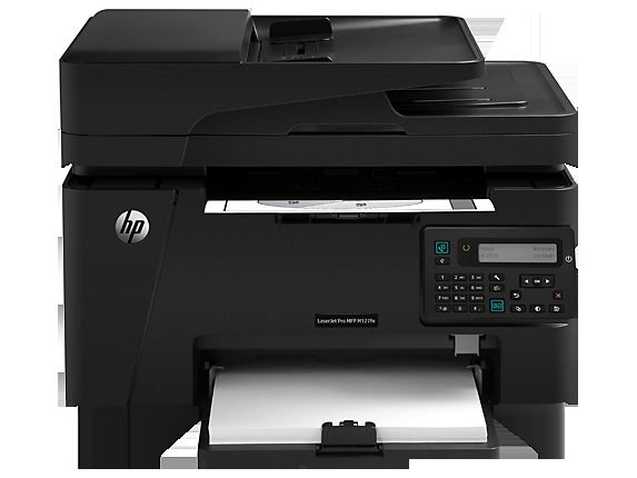 HP Laeserjet m127fn 3 in 1 black and white office printer