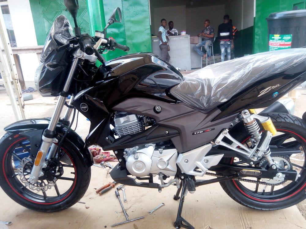 Apsonic zone one sport bike