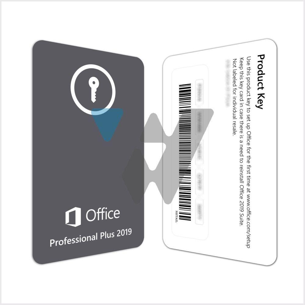 Microsoft Office 2019 Professional (1PC License)
