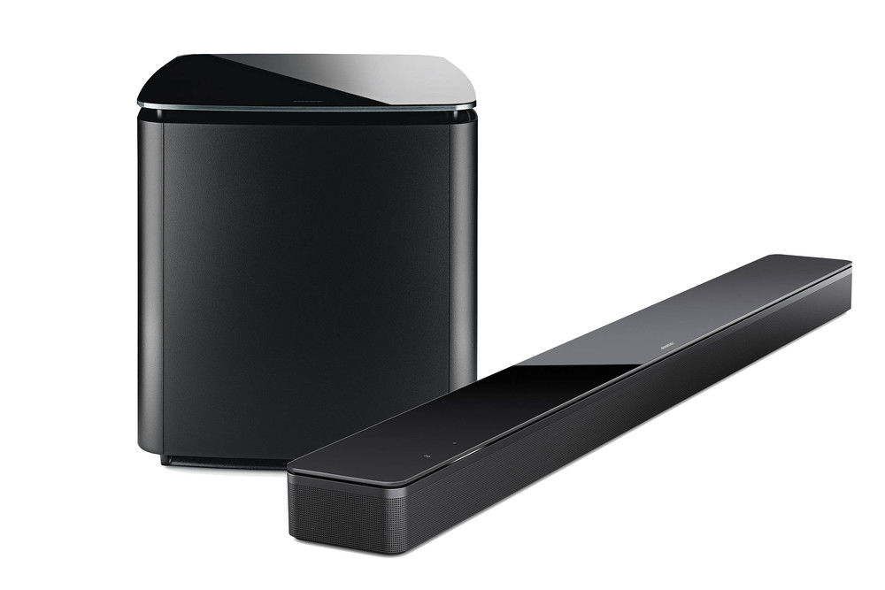 Bose Soundbar 700 with Bass Module 700 Black