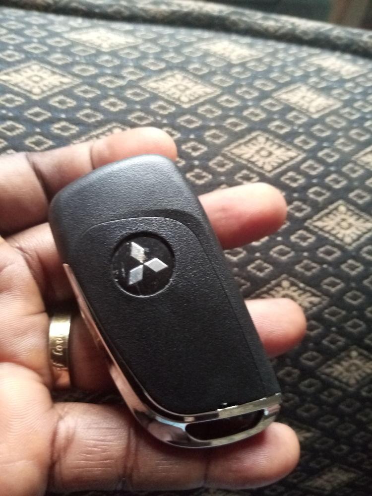 Mitsubishi Remote Key. ..