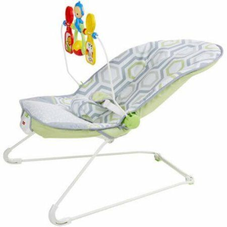 Fisher-Price Geo Meadow with Removal Toy Bar