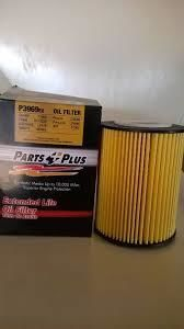 PARTS PLUS P3969EX OIL FILTER FOR MERCEDES-BENZ