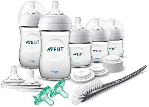 Philip Avent Natural Baby Bottles