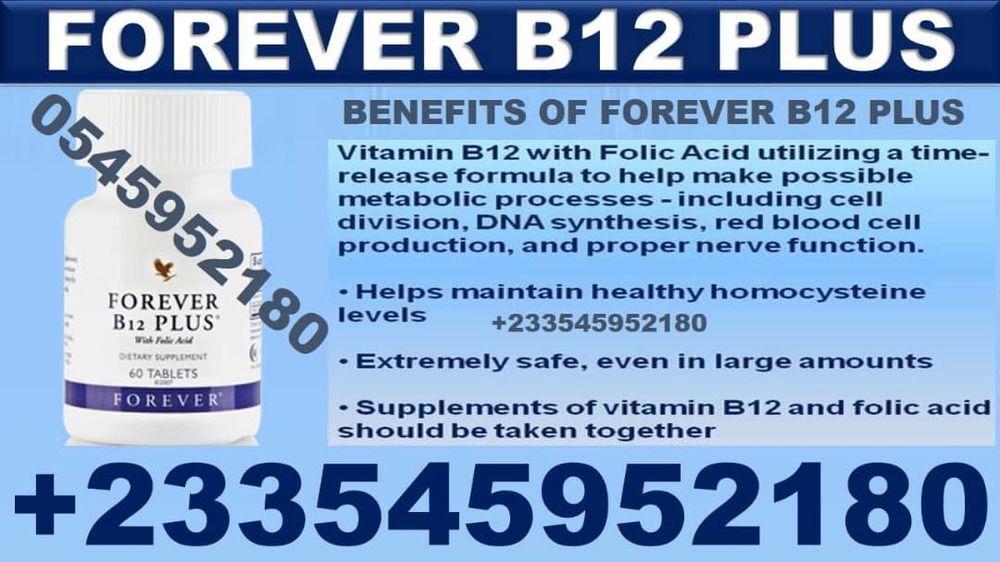 Forever B12 Plus in Ghana
