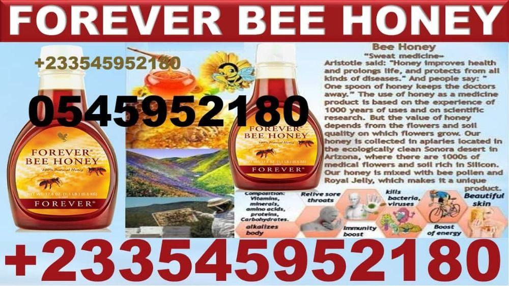 Forever Bee Honey in Ghana