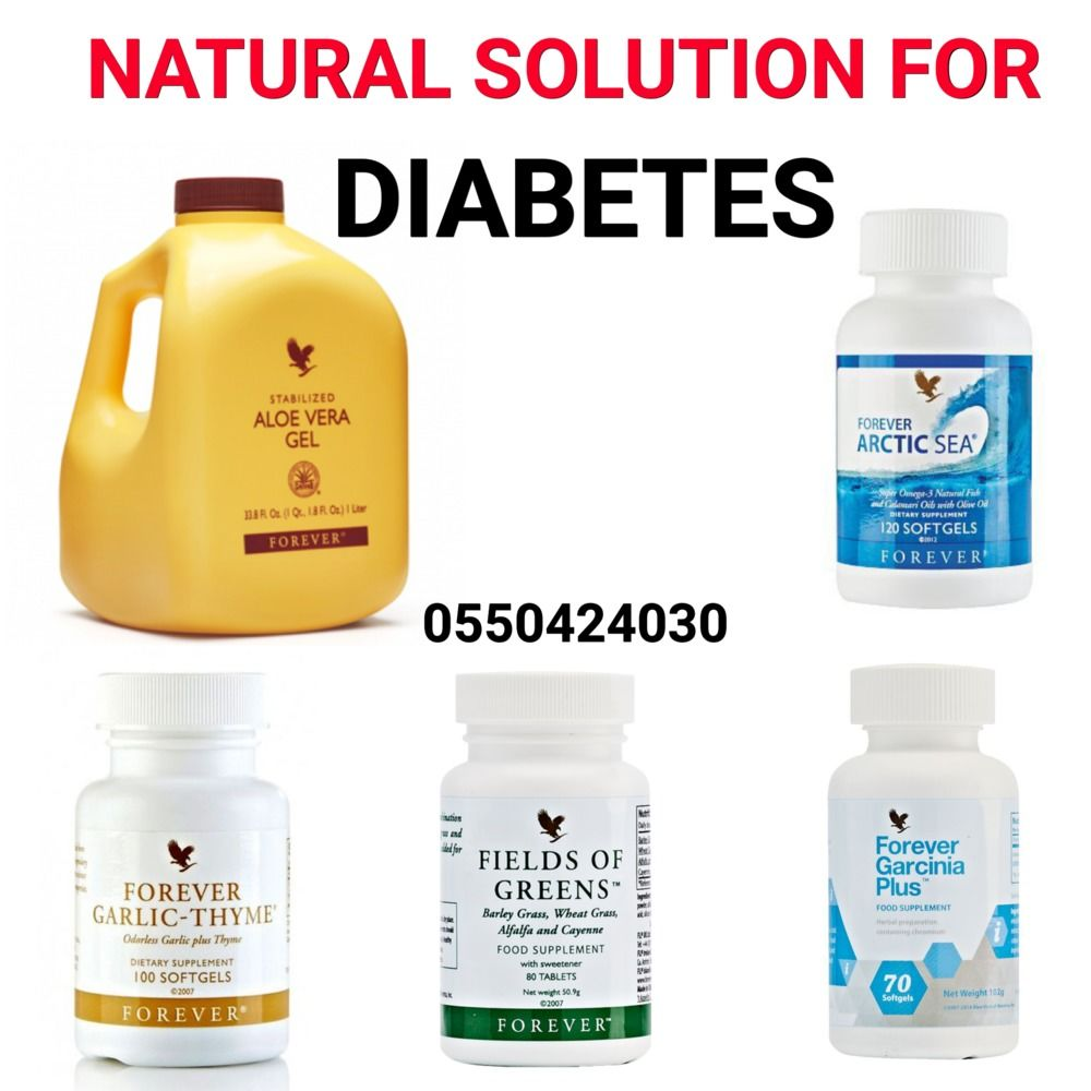 Natural Solution for Diabetes