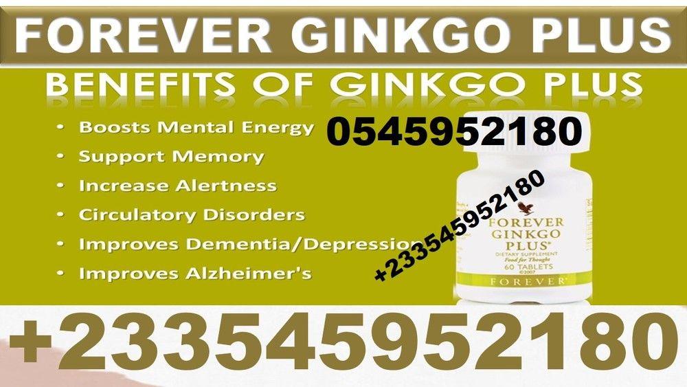 Forever Ginkgo Plus in Ghana