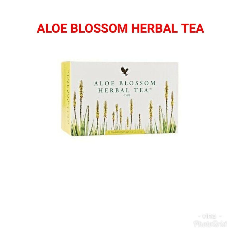 Benefits Of Aloe Blossom Tea