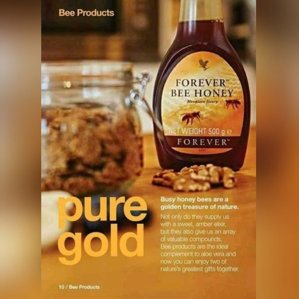 100% Pure And Natural Bee Honey