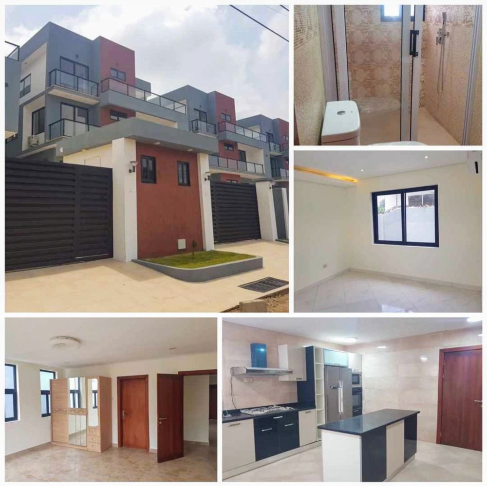House for rent Newly built 5bedroom hse with boys quarters and security at Dzorwulu is up for rent. Price $5000 ghs 28,863 per month