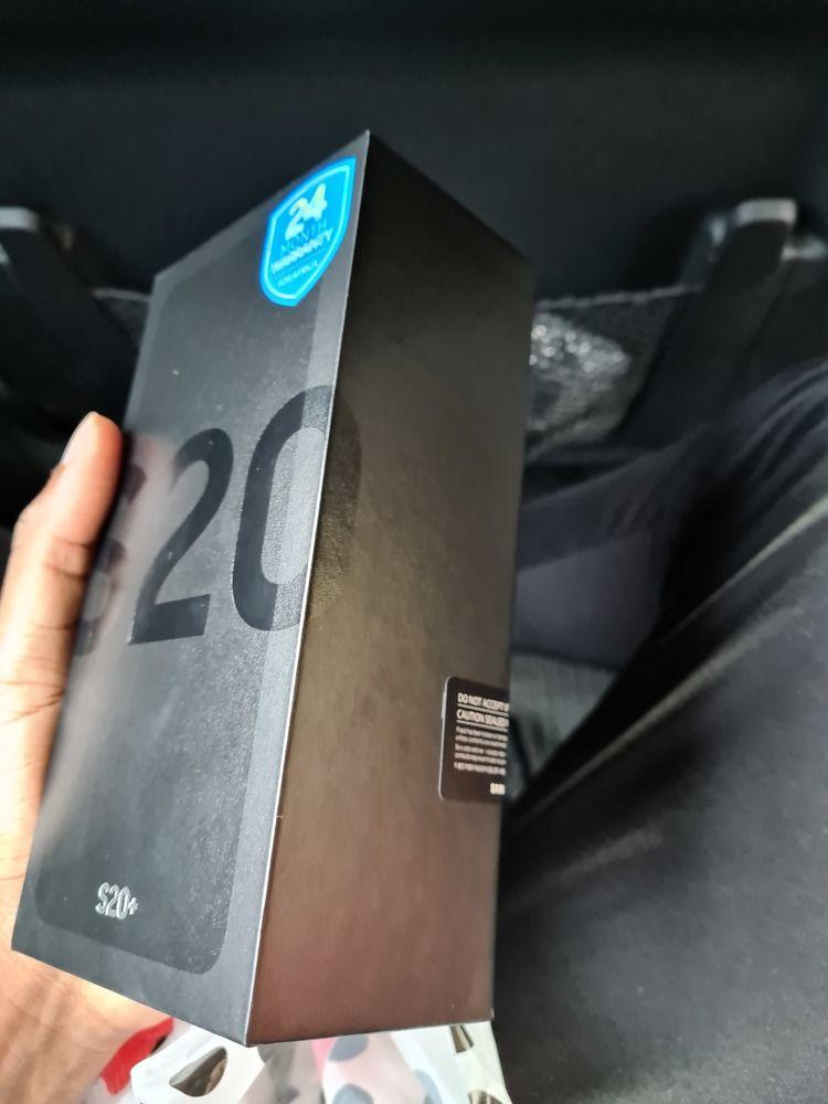 Samsung S20+ Brand New