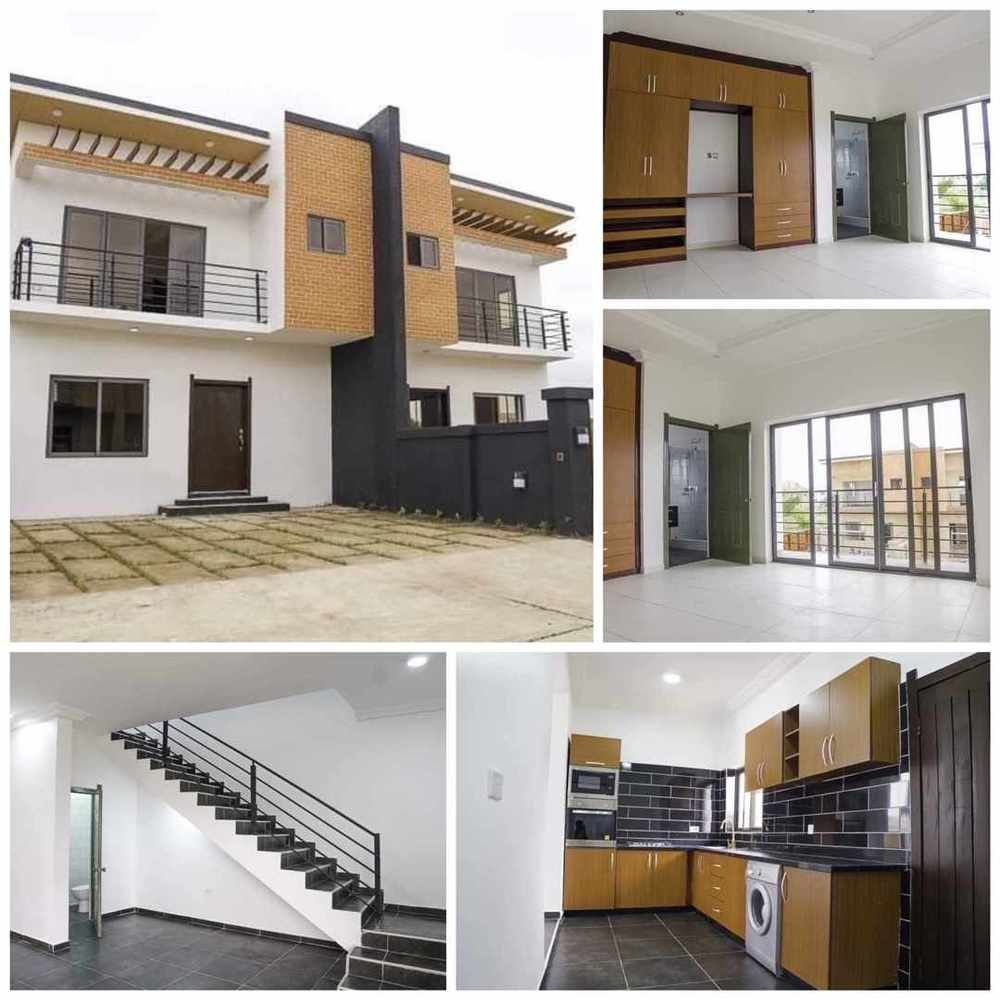 House for sale Newly continued 4 bedroom house at Oyatifa is up for Sale. Price $90,000 ghs 519,459