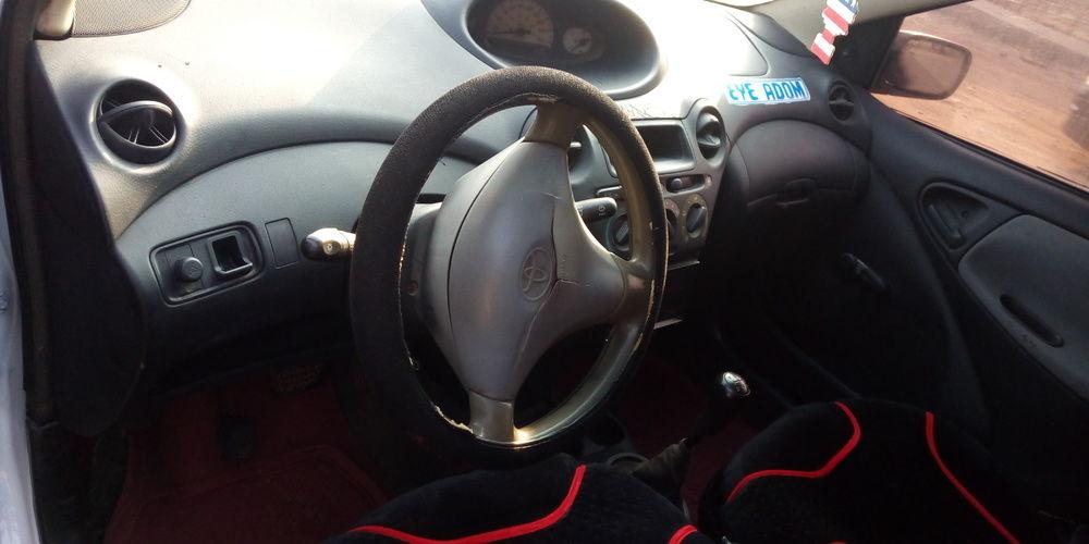 2002 Toyota Echo 1.5