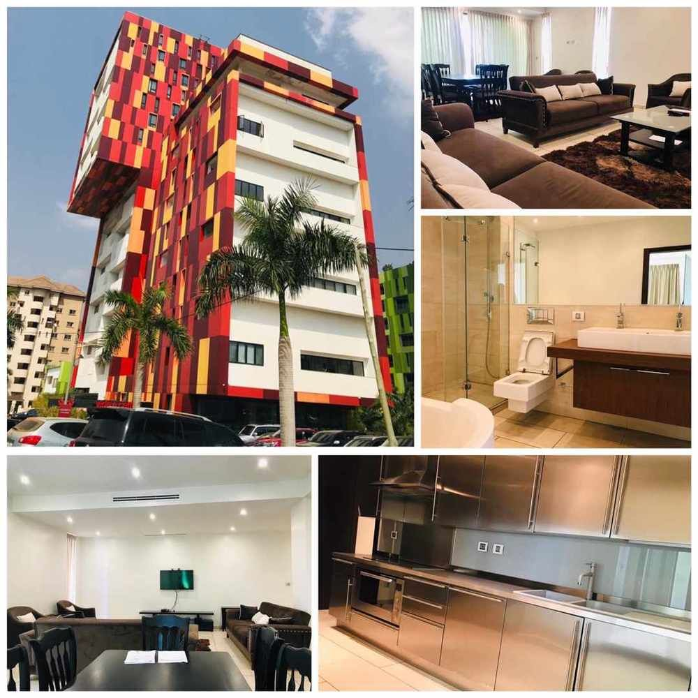 Furnished Apartment for rent Luxurious fully 3bedroom apartment at Villagio is up for rent. Price $4000 ghs 23,011 per month