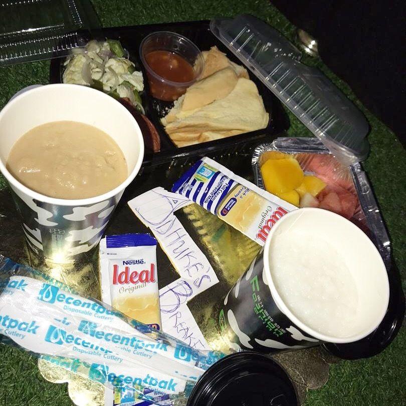 Adhuke's Breakfast