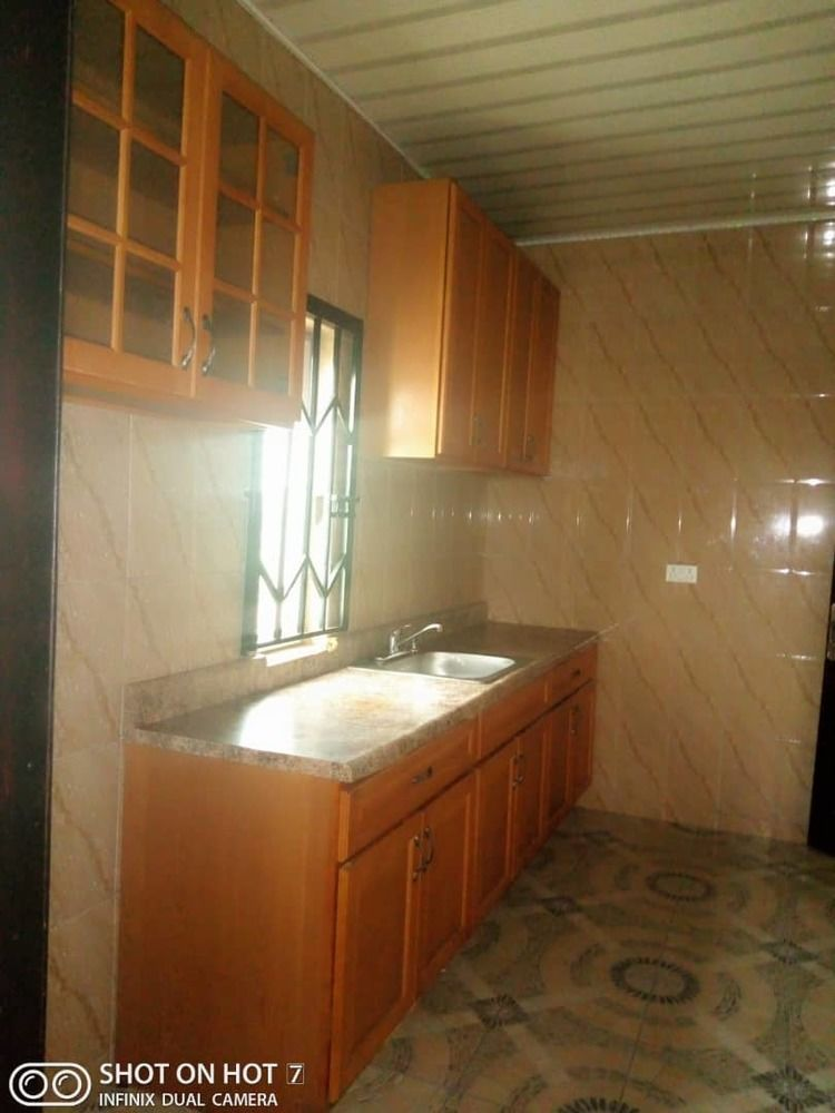 Apartment for rent Executive two bedrooms apartments with two masters for rent at Lapaz Racecourse going for ghc1000 one year or two years advance price is fixed and is not negotiable