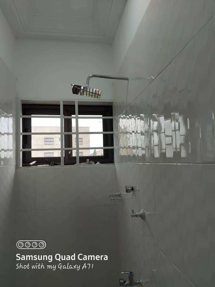 Apartment for rent 2 bedroom flat to-let Ghc 1500 per month one or two years contract terms in a serene environment at Eastlegon-Hills Only 6 tenant on the compound