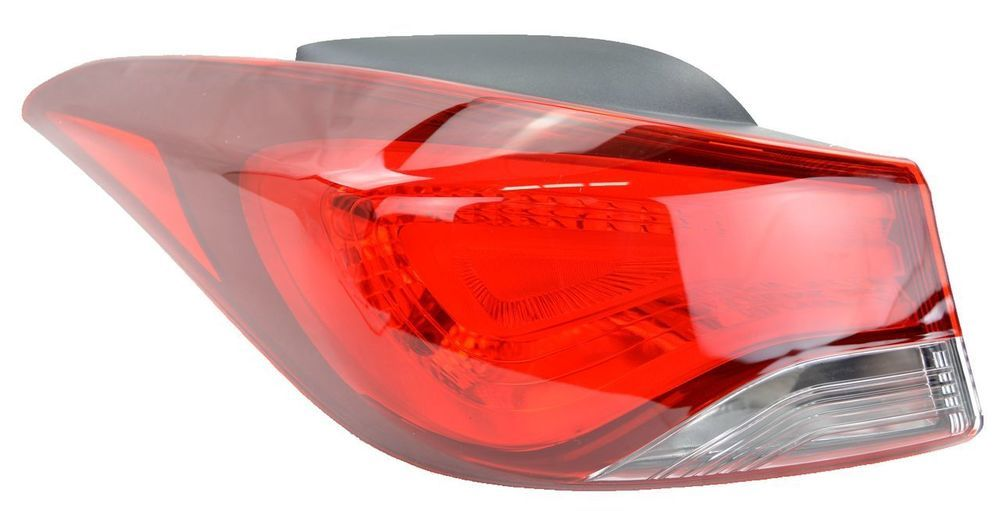 2013 Elantra Tail Light Left