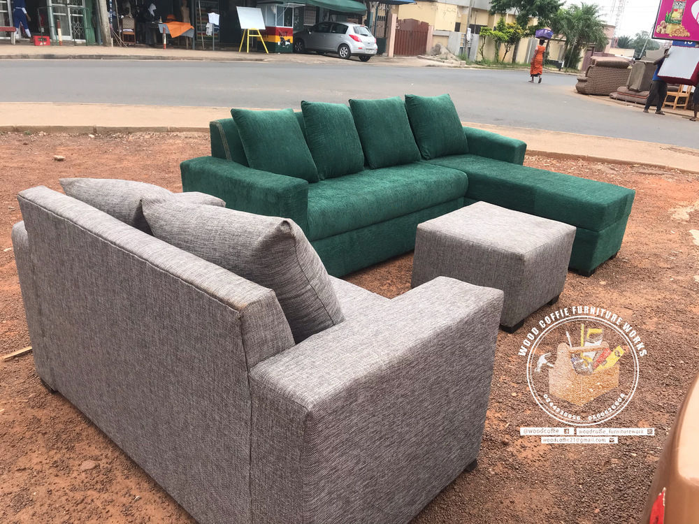 L shape furniture sofa