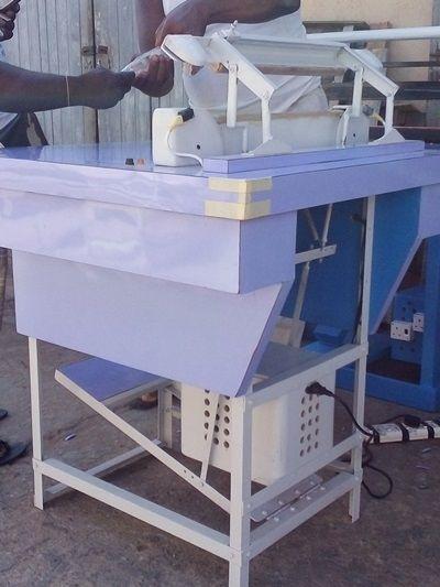 Take Away Polythene Bag Cutting Machine