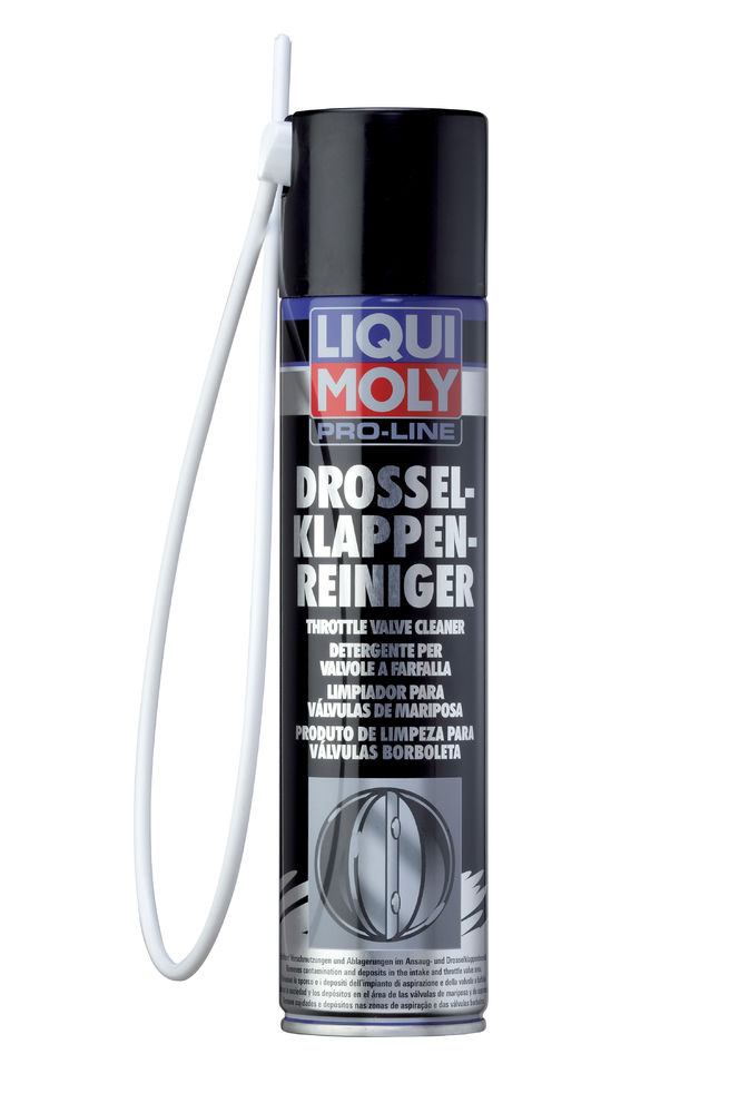 Liqui Moly Pro-Line Throttle Valve Cleaner