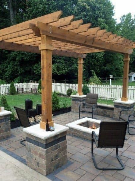 Affordable Pergola designs for your relaxation.